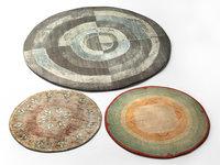 vintage rugs 3D