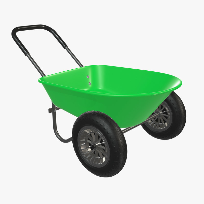 wheelbarrow wheel barrow model