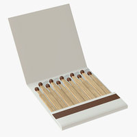 3D matches slim model