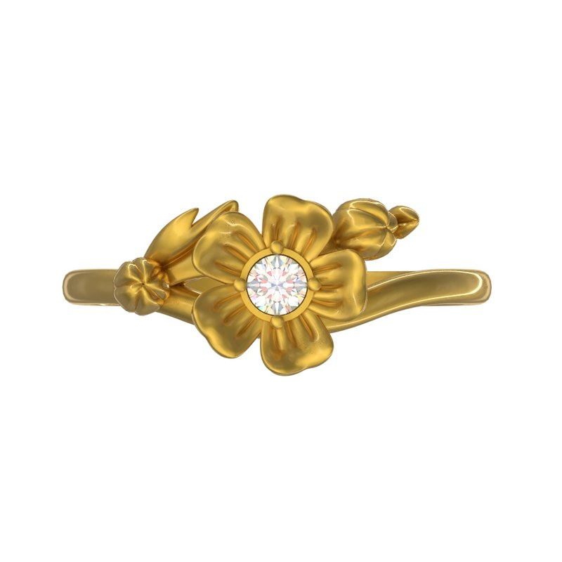 unique ring 3D