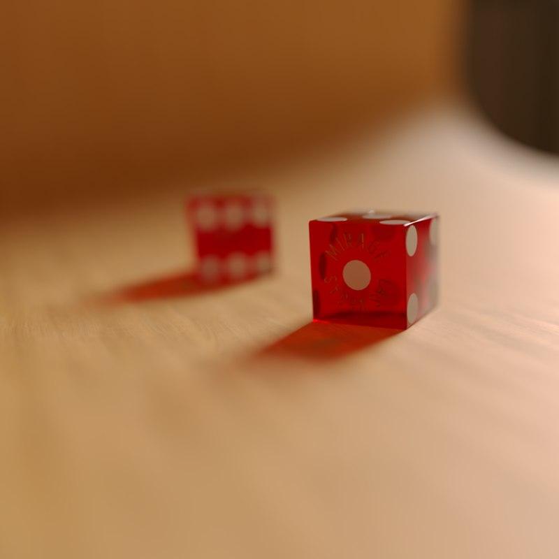 3D casino las vegas mirage