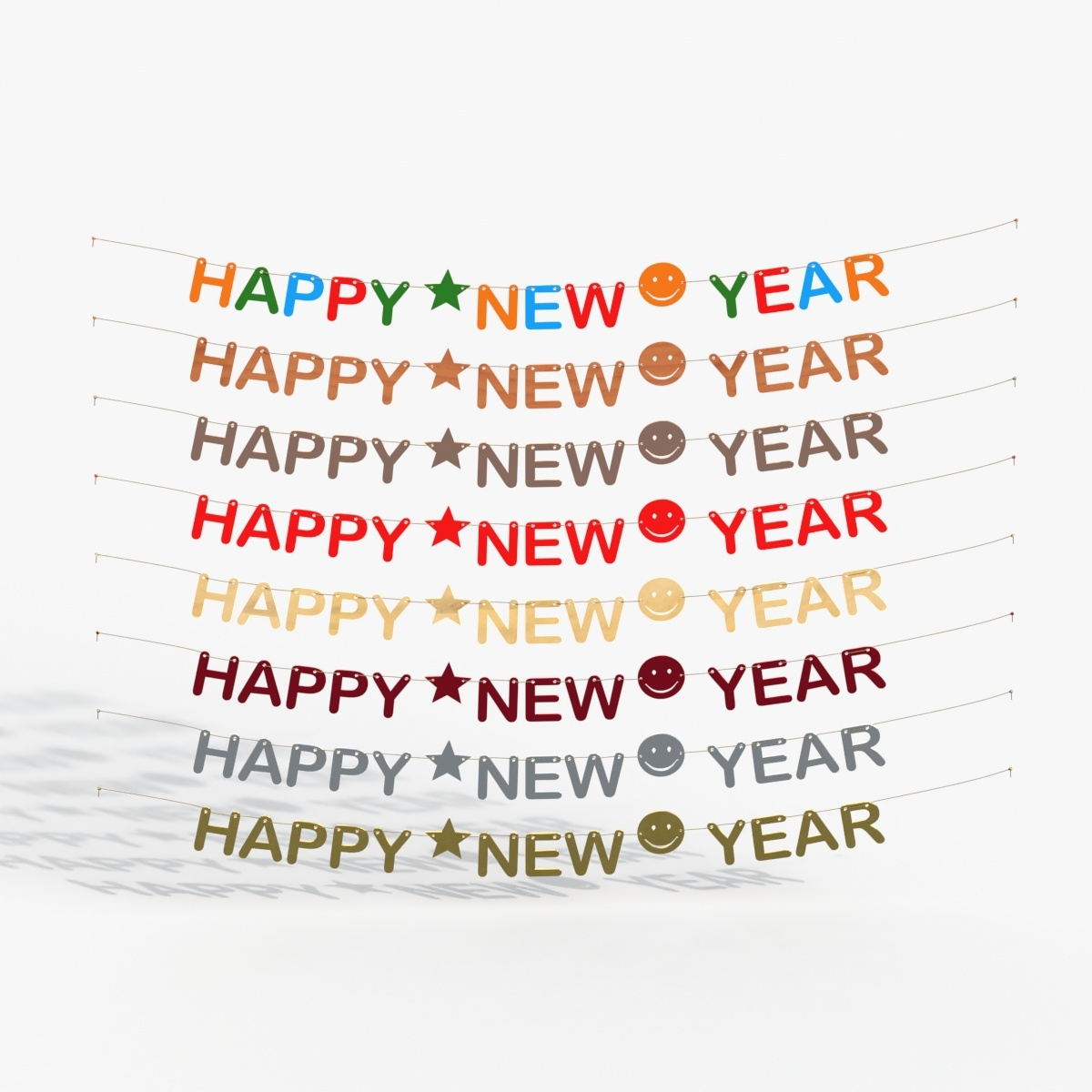 Happy New Year Letter 39