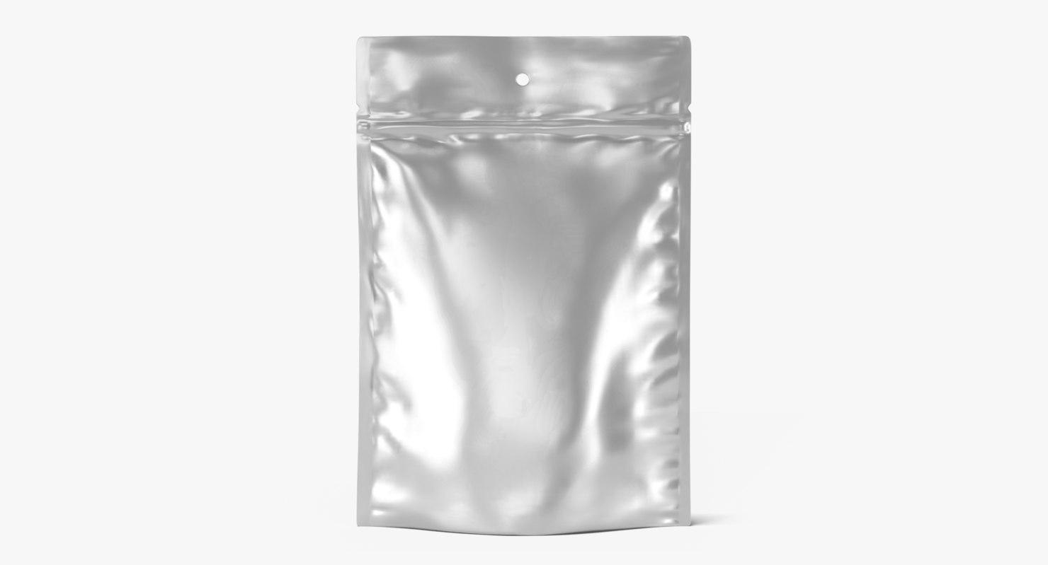 3D model pouch contains