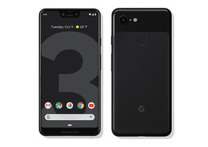 3D google pixel 3xl customizable