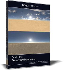 Dosch HDRI - Desert Environments