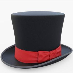 hat chapeau fashioned model