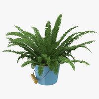 house plant 3D model