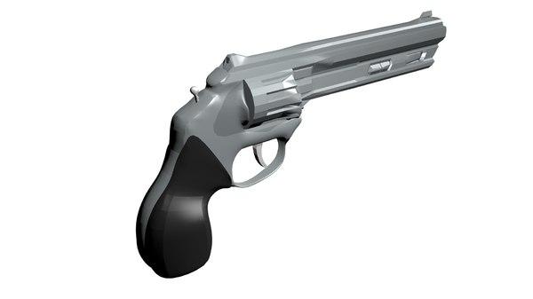 3D plastic toy gun