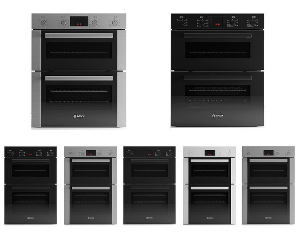 pack double oven bosch model