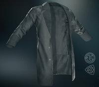 Black Coat PBR
