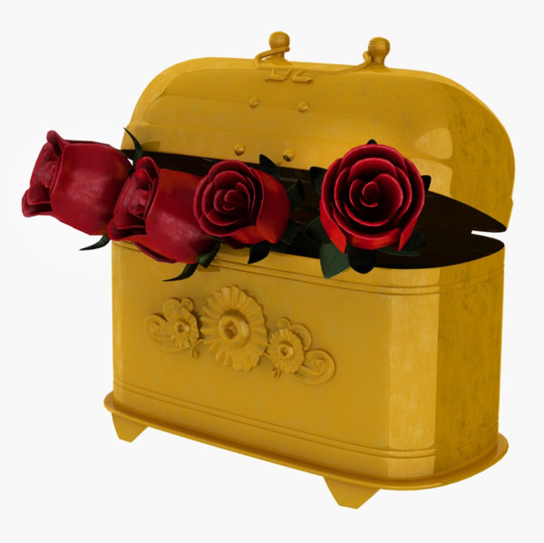 rose box model