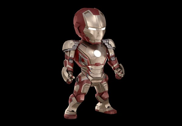iron man mark model