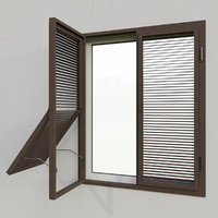 3D shutters 6 model