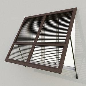 3D shutters 8