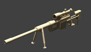 3D model keskin cheytacm200