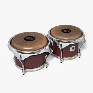 meinl bongo model