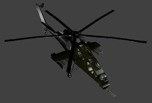 3D t-129 atak