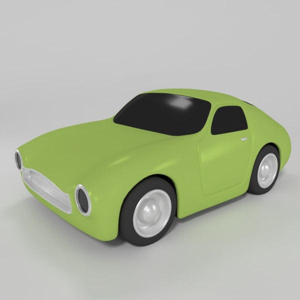3D car icon