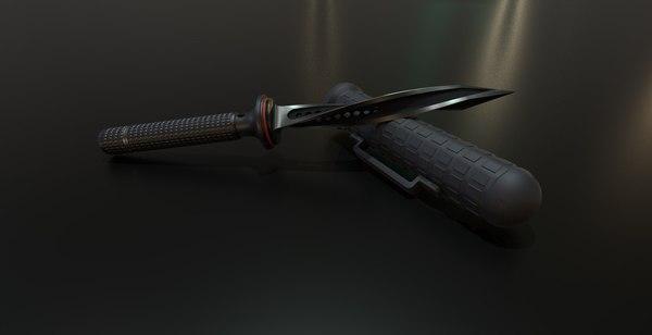jagdkommando knife model