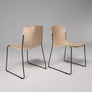 chair johanson rob 3D