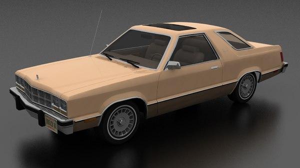 fairmont futura 1978 5 model