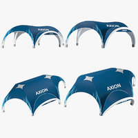 Tents Hexa inflatable no walls Axion