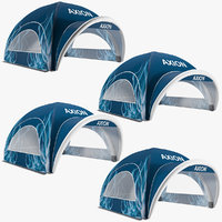 axion tents square inflatable 3D model