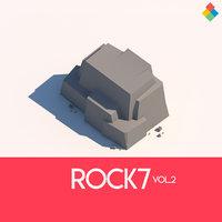 rock 7 3D