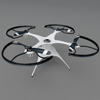 Generic drone quadcopter