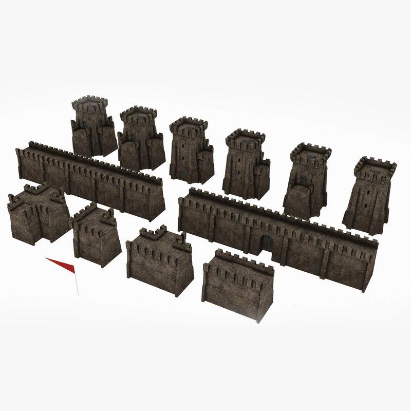castle constructor 3D