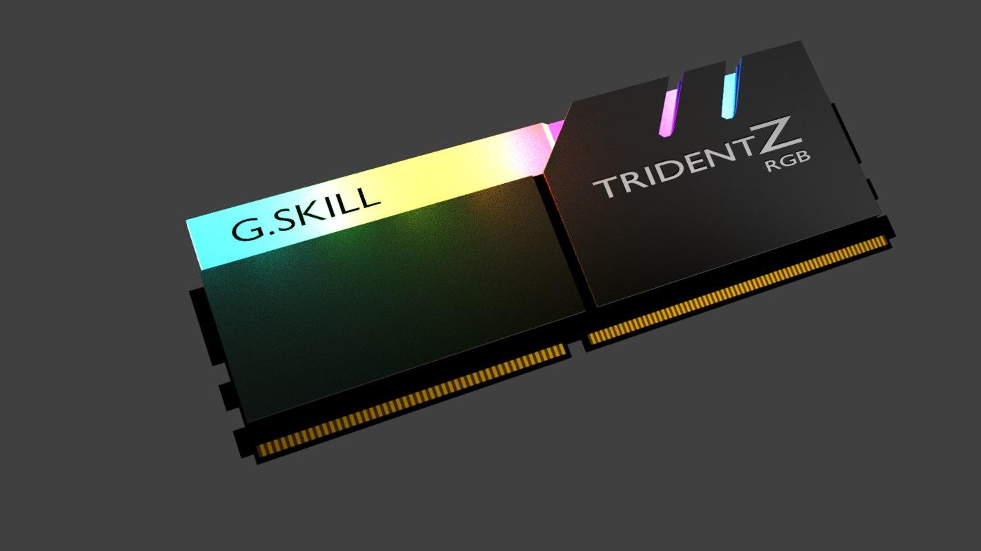 RAM G Skill TridentZ rgb