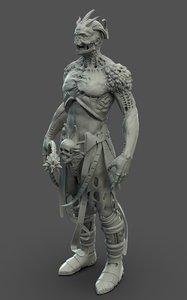 3D belial - prince darkness