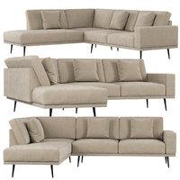 3D boconcept carlton sofa model