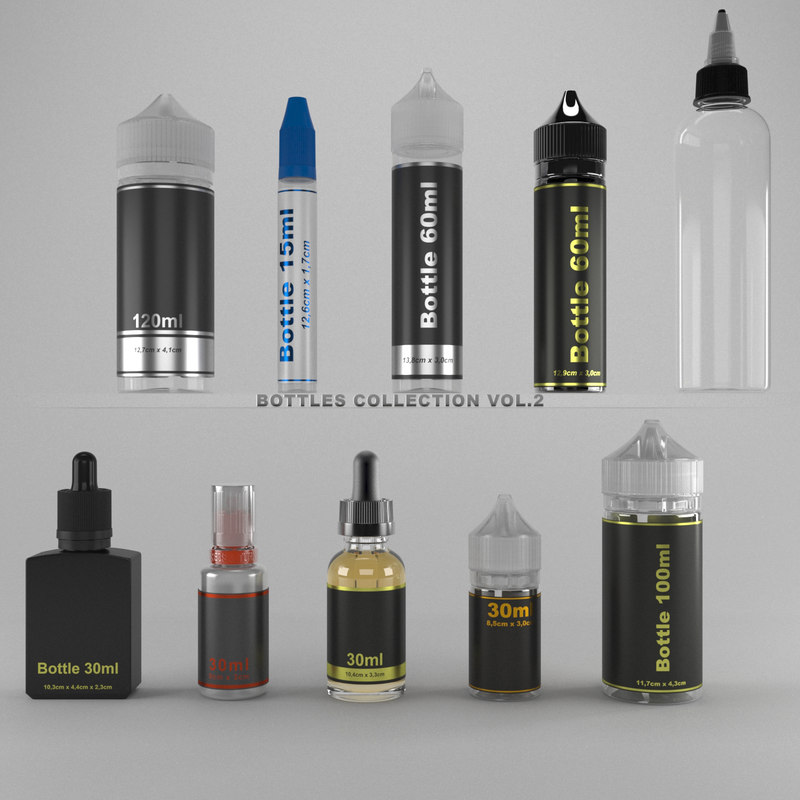 bottles vol2 model