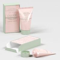 3D body cream