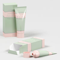 cream foot 75ml box 3D