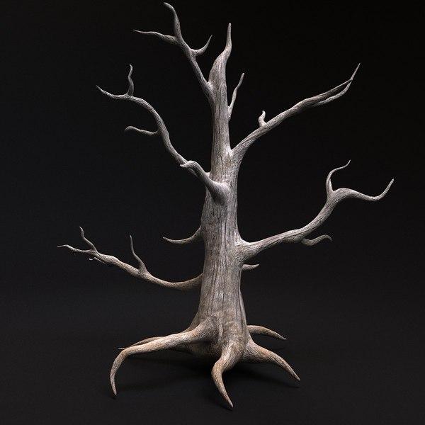desert tree model
