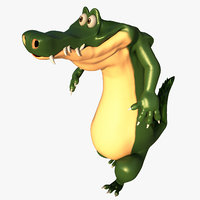 Cartoon Croc