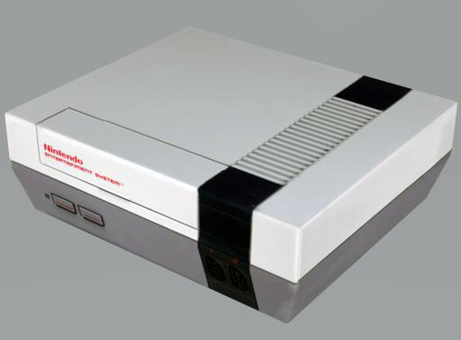 3D nintendo entertainment nes