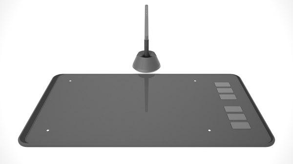 huion tablet model