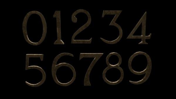 numbers model