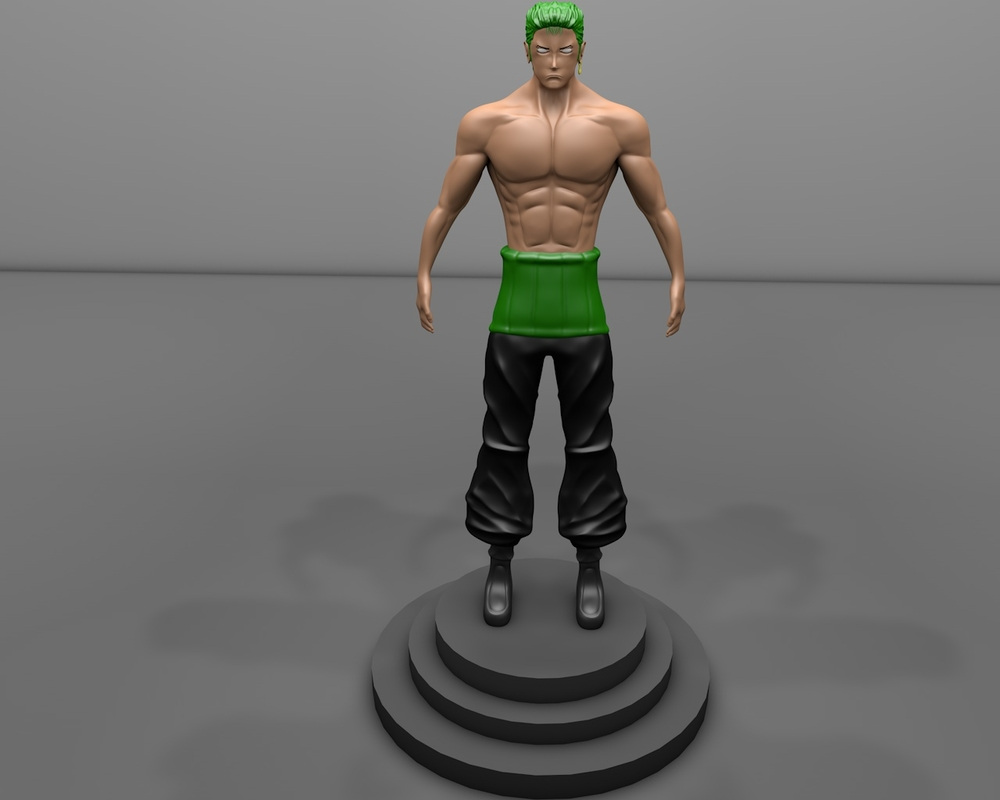 character 3D