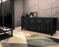Commode black