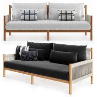 architect outdoor sofa 3D