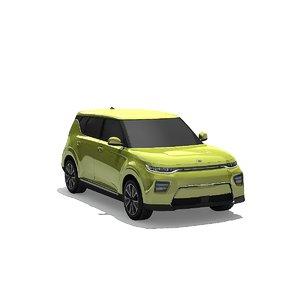 3D soul 2020 model