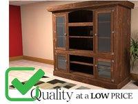 rustic cabinet 3D model