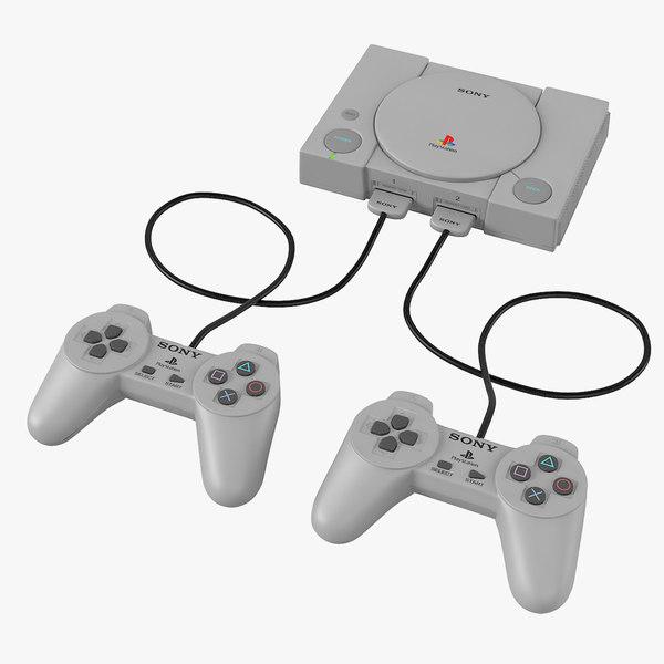 3D playstation classic