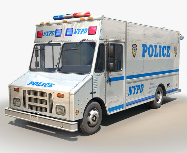 step van nypd model