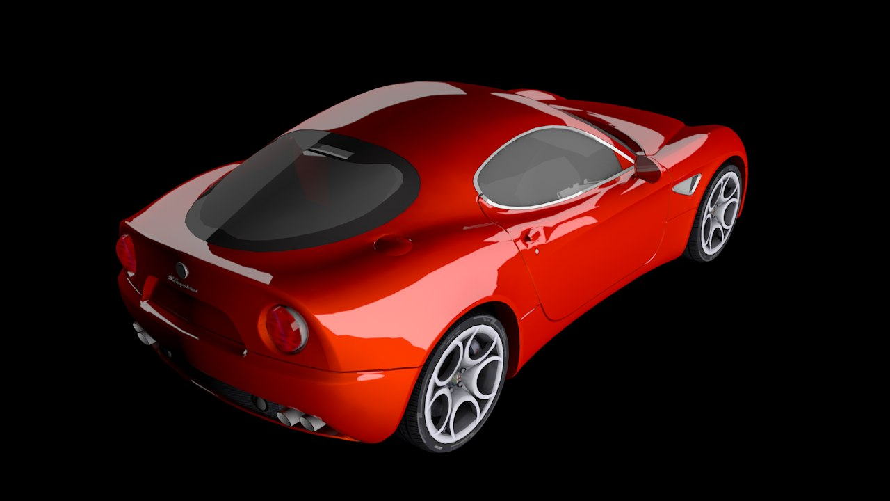3D cars 5 model