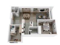 apartment f3 model